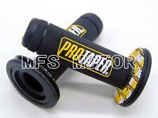 """Motocross 7/8"""" Hand Grip Handle Bar Throttle Grips Pocket Mini ATV Bike NEW moto"""