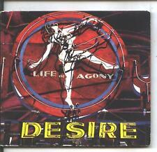 life of agony - desire cd single