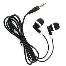 3.5mm Plug Diametro En la oreja Auricular Headset Ordenador Diferente Durable