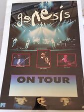 GENESIS ~ RARE ORIGINAL VINTAGE PROMOTIONAL ALBUM RELEASE POSTER
