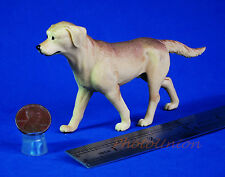 Cake Topper Dog Labrador Figure Statue Model DIORAMA A524