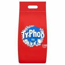 Typhoo Thé Sacs 1100 1 tasse intercalaires 2.5 kg office Traiteur Fournitures en...