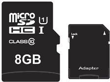 OEM 8GB microSD 8G microSDHC C10 micro SD SDHC Class 10 memory card w/a