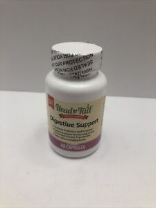 Head To Tail Daily Cat Formula Digestive Support 60 Pills