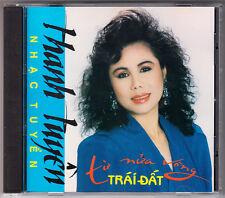 Vietnamese CD - THANH TUYEN NHAC TUYEN - TU NUA VONG TRAI DAT
