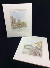 Lithograph Multi-Colour Art Prints