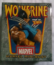 Marvel Bowen X-Men Wolverine Mini buste/statue avec boite très bon état