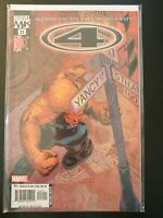 MARVEL KNIGHTS 4 #22 (Fantastic Four) (2005 MARVEL Comics) VF/NM Book