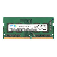 For Samsung 4GB DDR4 2133Mhz PC4-17000 PC4-2133P 1RX8 RAM Laptop Memory SO-DIMM