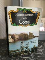Jean-Víctor Angelini Histoire Convertidor de La Corse Albin Michel 1977