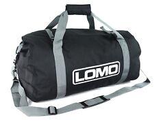 Lomo 40L Dry Bag Holdall - Black Duffel , Motorcycle Drybag Waterproof