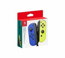Nintendo Joy-Con Mando para Nintendo Switch, Set de 2 - Amarillo Neón/Azul