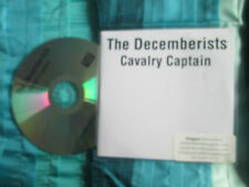 The Decemberists Cavalry Captain ROUGH TRADE Promo CDr Single