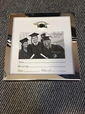 graduation Sliver Photo Frame