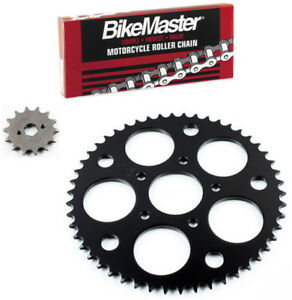 JT 520 Chain 14-50 T Sprocket Kit 72-1242 for Honda XR200R 1981-1983