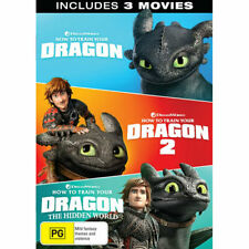 The How To Train Your Dragon / How To Train Your Dragon 2 / How To Train Your Dragon - Hidden World