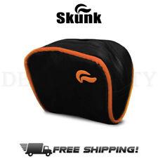 Skunk GoCase Odor Proof Smell Proof Bag - Black/Orange - Stash Bag