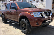 05-20 For Nissan Frontier Crew Cab Side Steps Hoop Rails Running Boards Bars