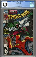 Spider-Man #2 CGC 9.8 NM/MT Lizard Appearance WHITE PAGES