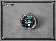 Massey Ferguson Oil Pressure Gauge ( Male )