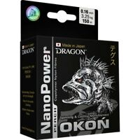 Mono Fishing Line MADE IN JAPAN 150m Dragon NANO POWER Lure Monofilament Lines