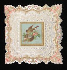 1900'S Era Valentine'S Day Card *Die-Cut* Fine Plus (K)