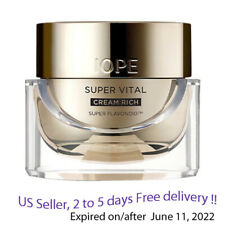 IOPE Super Vital Cream Rich 50 ml + Free Sample !!