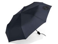 Genuine BMW 2018 Pocket Umbrella Dark Blue 80232454630 LLOYD CARLISLE