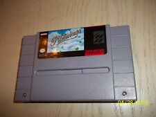 Pilotwings (Super Nintendo, 1991) EXCELLENT GAME ONLY BUY IT NOW PRICE LOOK
