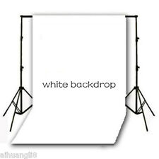 Lb 3X5FT Plain White vinyl photography Backdrop Background Custom studio props