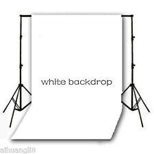 Lb 3X5FT Plain White vinyl photography Backdrop Background Custom studio props