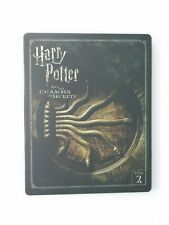 Harry Potter And The Chamber Of Secrets - (4K UHD + Blu-Ray) Steelbook Case