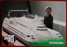 JOE 90 - HOVERLINER - Card #28 - GERRY ANDERSON COLLECTION - Unstoppable 2017