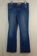 Baby Phat Fashions Silver Label Womens Blue Denim Jeans Size 7 W