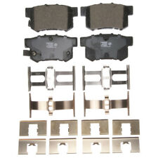 Disc Brake Pad Set Rear Federated D537C