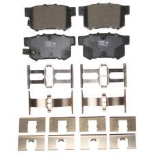 Disc Brake Pad Set-2 Door Rear Federated D537C