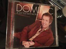 DOMINIC KIRWAN * A LITTLE BIT MORE * CD  15 Songs