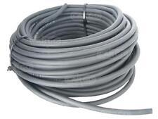 (3,99 €/m) 25m Schweißkabel rund Kabel schwarz ummantelt PVC 200V 124A high flex