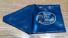 Vintage Bass Pro Shops Brand Deluxe Reel Cover Nos New Old Stock - Black