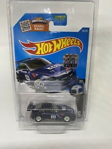 HOT WHEELS Super Treasure BMW Z4 M Motorsports Mint Protective Case