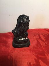 Statue Pierre Chien De Fo Chine -seg15