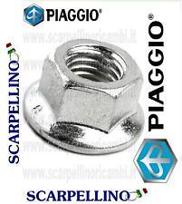 DADO FLANGIATO 10 x 1,25 PER PIAGGIO NRG POWER DD H2O -NUT BOLT- PIAGGIO 289519