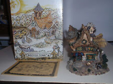 Boyd'S Bearly Built Villages, 2001 Mr. Pennypincher'S Collectibles Shoppe New!