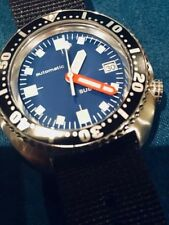Dagaz, XW Tsunami Dive Watch. VERY RARE. Caribbean Blue. #86 of only 100.
