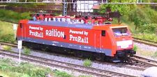 PIKO HO scale ~ 'RAILION' ELECTRIC LOCO ~ 1/87 DC analog suit Roco, Fleischmann