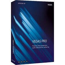 MAGIX SONY VEGAS Pro 17.0 - LIFETIME - 100% SECURE - Windows - 64-Bit - Pro