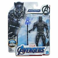 "Brand New Avengers Marvel Black Panther 6"" Marvel Super Hero Action Figure Toy"