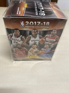 Panini NBA 2017/2018 Panini Stickers Box  50 Packs 18-19 Neuf Scellé