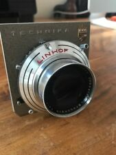 Schneider Kreuznach Tele-Arton 240mm f/5.5 Lens Linhof Technika