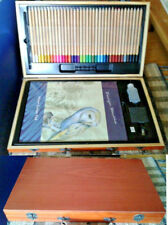 36 MATITE CON CASSETTA IN LEGNO > Water Colour Pad Design Studio
